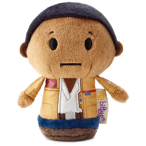 Hallmark itty bittys Star Wars: The Last Jedi Finn Stuffed Animal