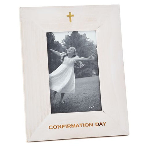 Hallmark Commemorative Confirmation Frame