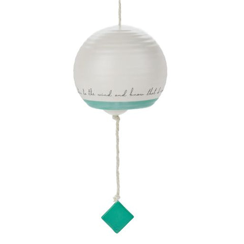 Hallmark Ceramic Windchime