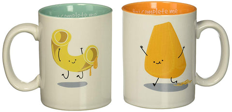 Pavilion 74810 Mac and Cheese Mug Set