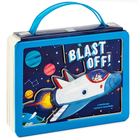 Hallmark Blast Off! Board Book