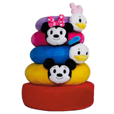 Hallmark itty bittys Mickey and Friends Baby Stuffed Animal Stacker