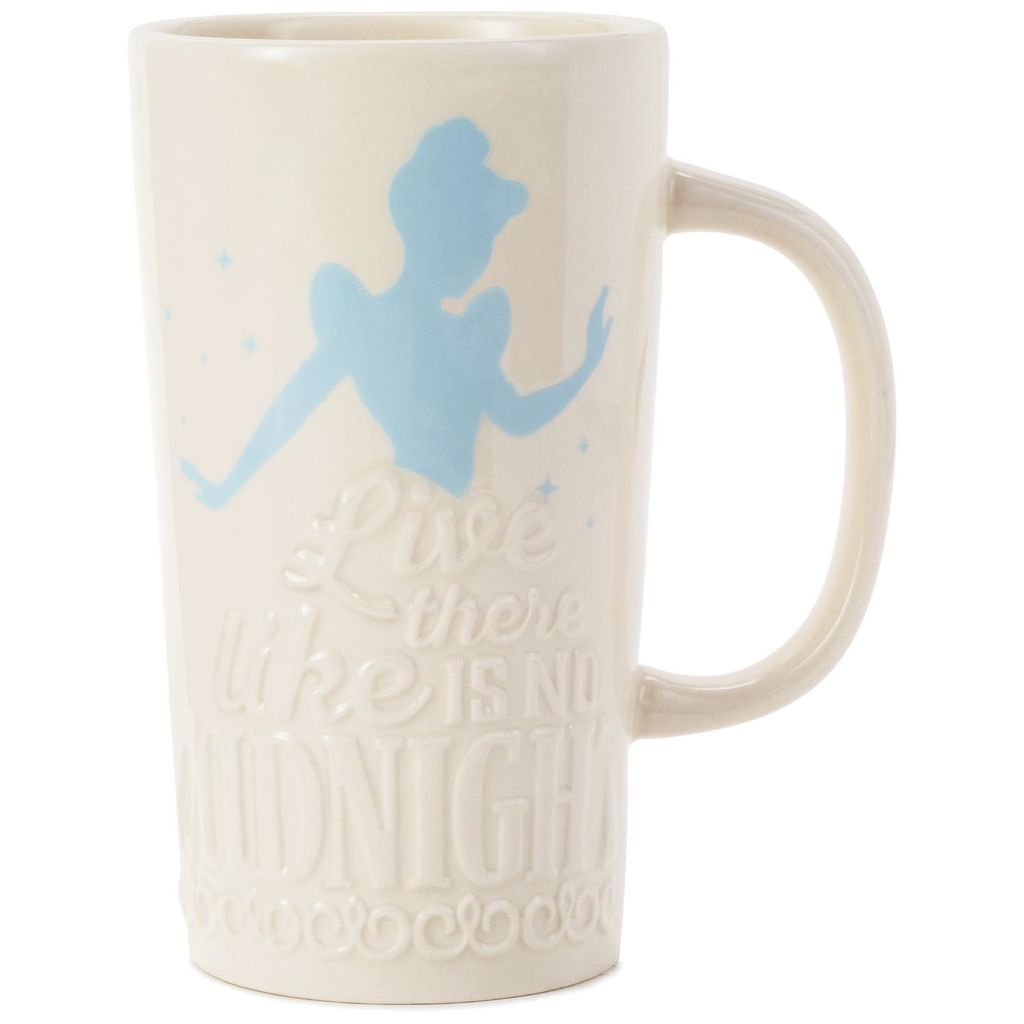 Hallmark Disney Cinderella No Midnight Coffee Mug Roby S Hallmark