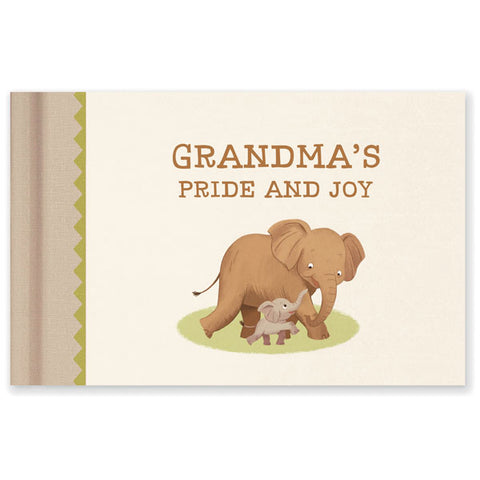 Hallmark Grandma's Pride and Joy Brag Book