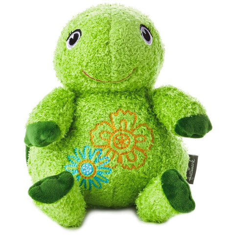 Hallmark Embroidered Turtle Stuffed Animal