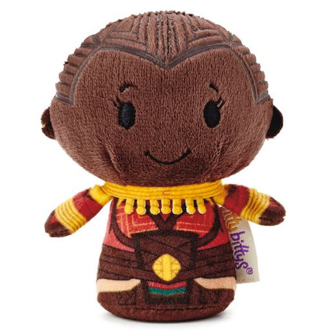 Hallmark itty bittys Black Panther Okoye Special Edition