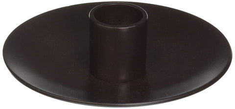 "Northern Lights Candles Simplicity Taper Holder, 4"", Dark Bronze"