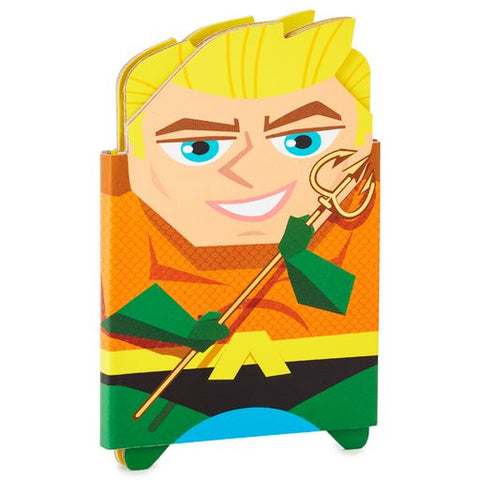 Hallmark A Day in the Life of Aquaman