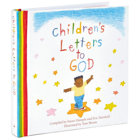 Hallmark Children's Letters to God Book