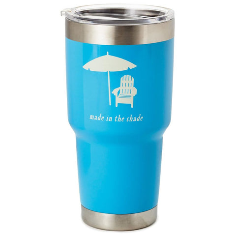 Hallmark Made in the Shade Stainless Steel Tumbler
