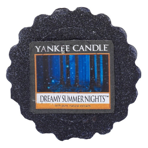 YANKEE CANDLE - DREAMY SUMMER NIGHTS TART