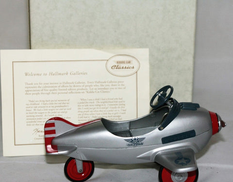 Hallmark Kiddie Car Classics 5000QHG9003 1991 Murray Airplane