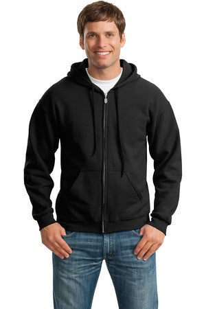 Full-Zip Hooded Sweatshirt - Unisex