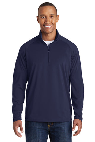 Pull Over 1/4 Zip - Mens