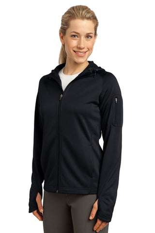 Fleece Full Zip Jacket - Ladies