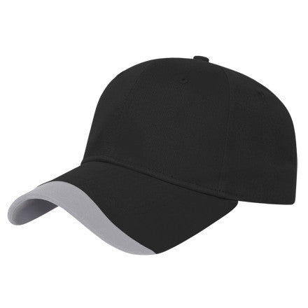 Cap - Structured Low Profile, Six Panel