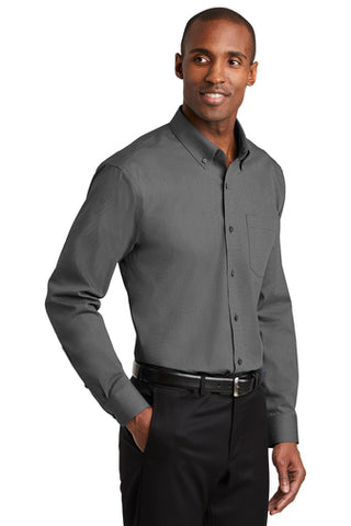 Red House® Nailhead Non-Iron Dress Shirt - Mens