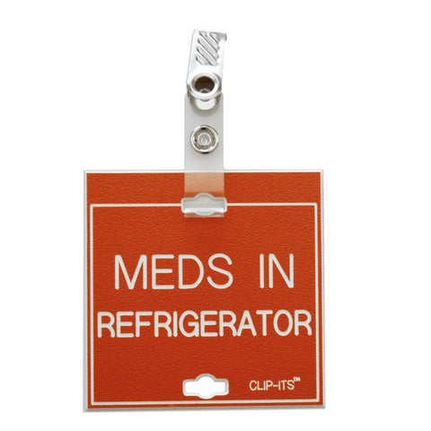 Meds in Refrigerator Clip-Its™ (pack of 6)