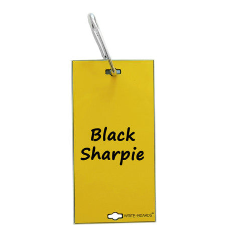 Write-Boards™ Yellow - Large (pack of 3)