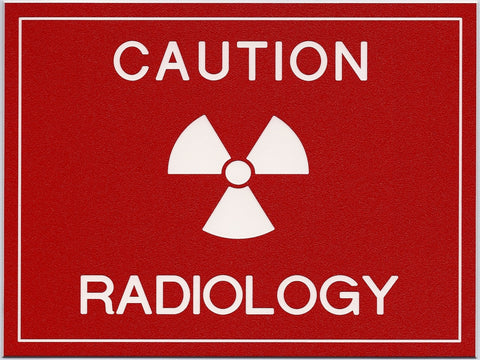 CAUTION RADIOLOGY