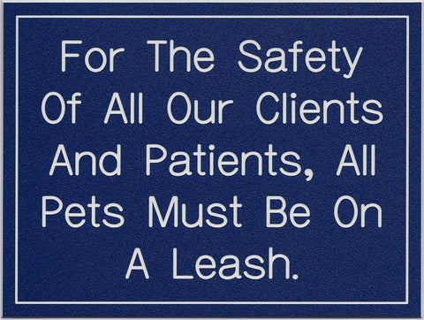 For Safety Of All Our Clients...