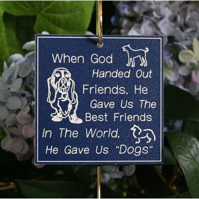 """God Handed Out Friends ~ Dogs"" Tribute"