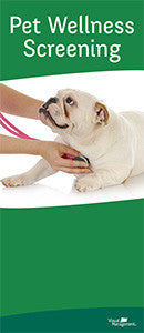 EduPet™ Client Handouts - Pet Wellness Screening