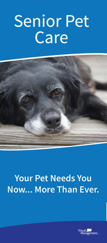 EduPet™ Client Handouts - Senior Pet Care