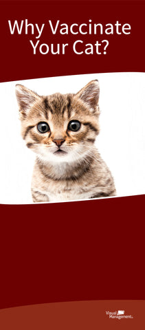 EduPet™ Client Handouts - Why Vaccinate Your Cat