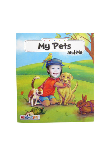 Children's Book - My Pets and Me
