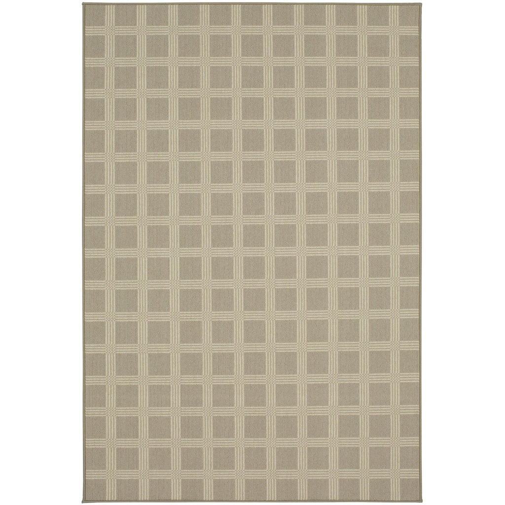 Design Concepts Woolston Plaid Shoreline Rug - Karastan