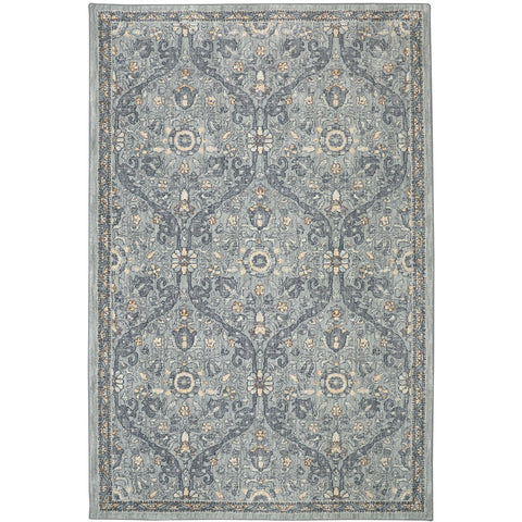 Euphoria Galway Willow Grey Rug - Karastan