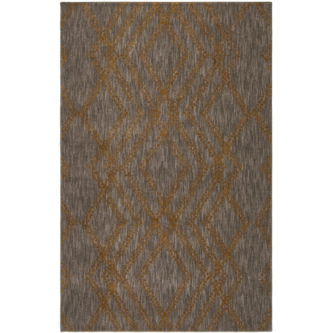 Cosmopolitan French Affair Smokey Gray Rug - Karastan