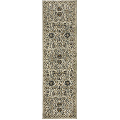 Touchstone Deveron Willow Grey Rug - Karastan