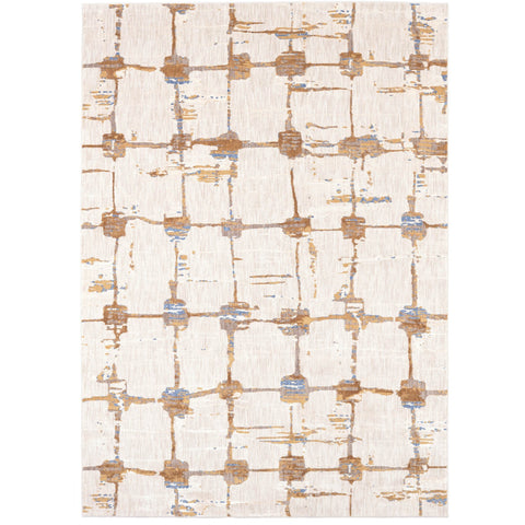 Artisan Mirage Brushed Gold Rug - Karastan