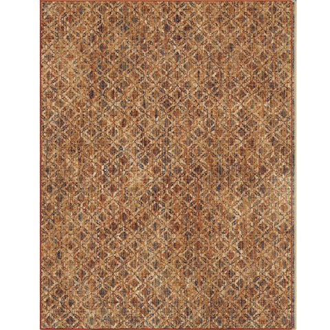 Alexandria 8906 Red Faded Rug - Orian