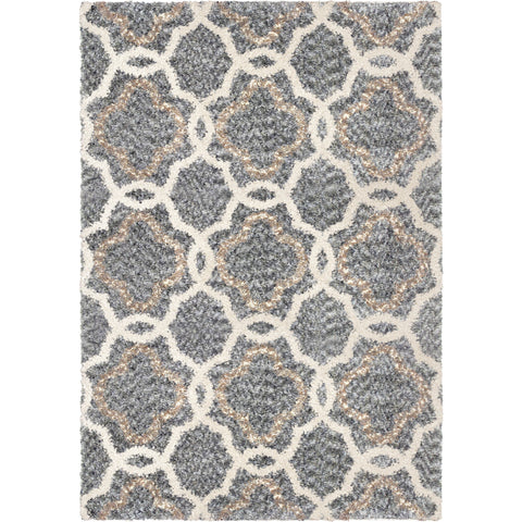 Cotton Tail JA05 Grey Rug - Orian
