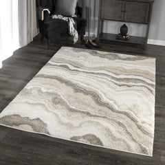 Mystical 7002 Natural Rug - Orian