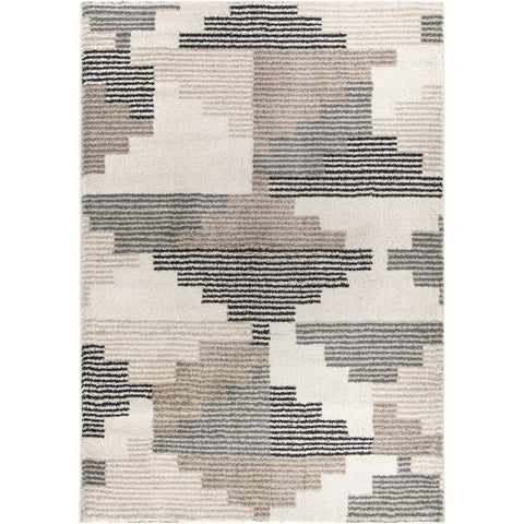 Mystical 7013 Muted Blue Rug - Orian