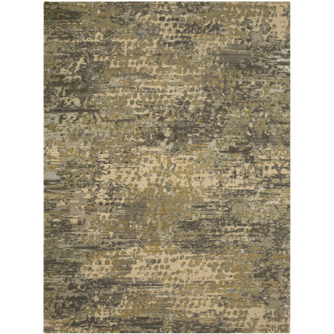 Decollage Tempera Neutral Rug - Karastan