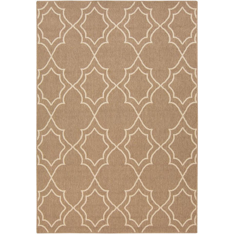 Alfresco Camel, Cream Rug - Surya (ALF-9587)