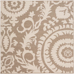 Alfresco Camel, Cream Rug - Surya (ALF-9616)