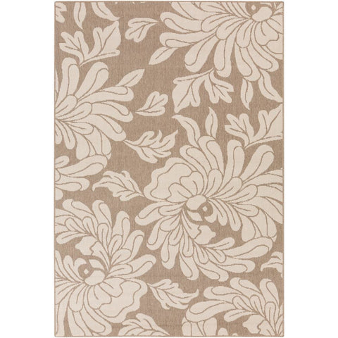 Alfresco Camel, Cream Rug - Surya (ALF-9623)
