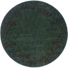 ALLURE 004D1 Blue, Brown Rug - Oriental Weavers