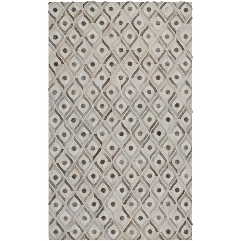 Appalachian Medium Gray, Cream Rug - Surya (APP-1003)