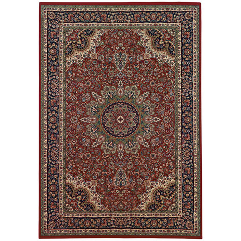 ARIANA 116r Red Rug - Oriental weavers