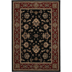 ARIANA 623M3 Black, Red Rug - Oriental Weavers