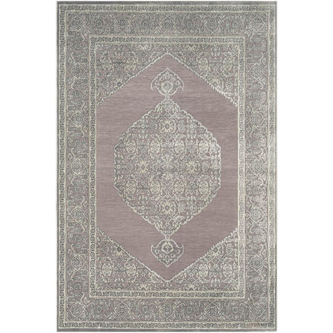 Aesop Medium Gray, Sea Foam Rug - Surya (ASP-2317)