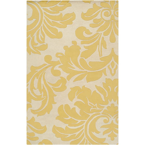 Athena Wheat, Cream Rug - Surya (ATH-5075)