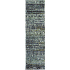 ATLAS 8033J Blue, Grey Rug - Oriental Weavers